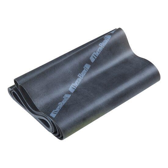 TheraBand 250 cm in Reißverschlusstasche Schwarz, besonders stark