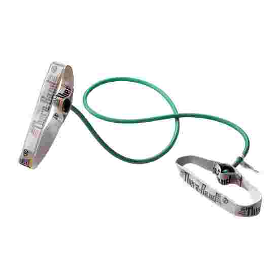 TheraBand Bodytrainer Resistance Tube, 1.4 m with Handles Green, high