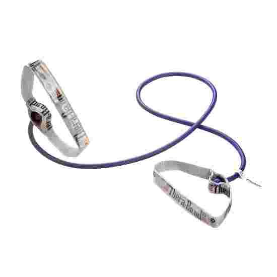 TheraBand Bodytrainer Tubing 1,4 m. med håndtag Blå, ekstra stærk