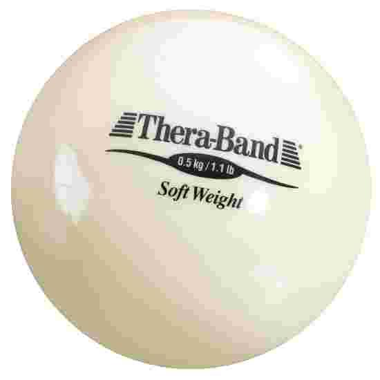 "TheraBand ""Soft Weight"" Weight Ball 0.5 kg, beige"