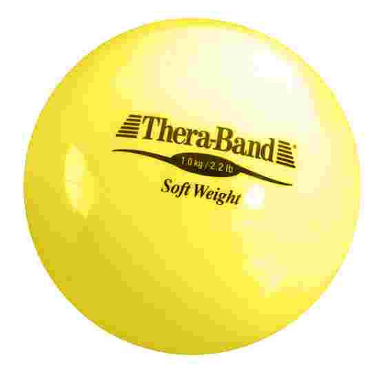 """TheraBand """"Soft Weight"""" Weight Ball 1 kg, yellow"""