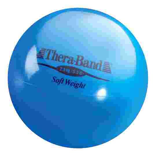"TheraBand ""Soft Weight"" Weight Ball 2.5 kg, blue"