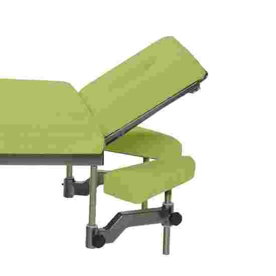 "Three-Piece Headrest for ""Ecofresh"" Tables"