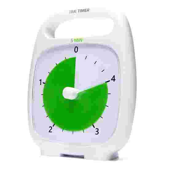 "Time Timer ""Plus"" 5 minutes, White"