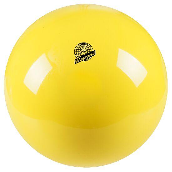 "Togu ""420"" FIG-Certified  Gymnastics Ball Yellow"