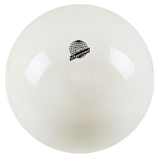 "Togu® ""420"" High-Gloss FIG-Certified Competition Gymnastics Ball White"