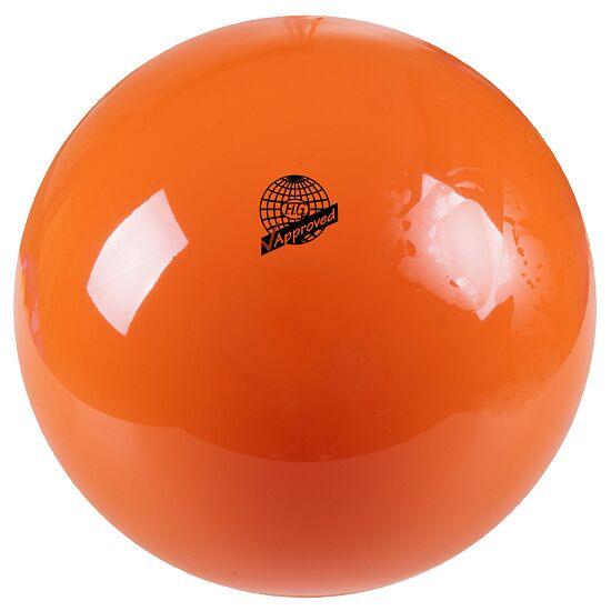 "Togu® ""420"" High-Gloss FIG-Certified Competition Gymnastics Ball Orange"