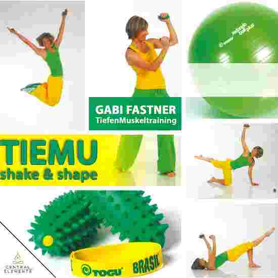 "Togu CD  ""TIEMU shake & shape"""