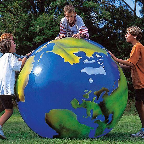 Togu Globe with Continent Imprint ø 100 cm, 3.4 kg