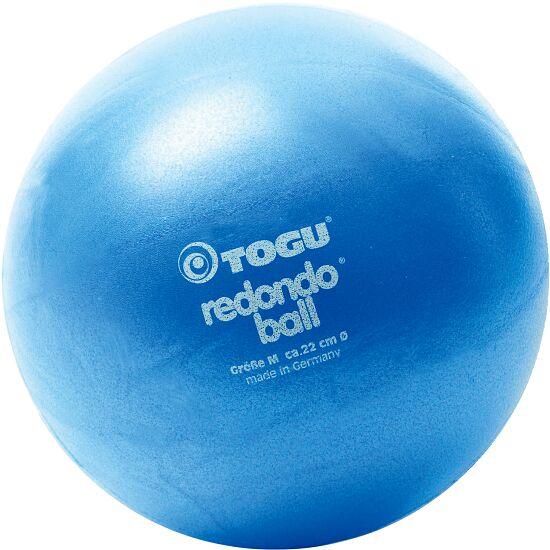 Togu® Redondo®-Ball ø 22 cm, 150 g, Blau
