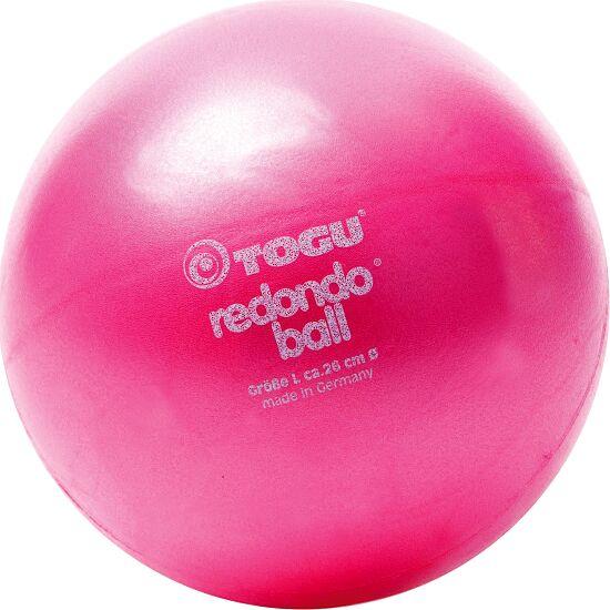 Togu® Redondo®-Bold ø 26 cm, 160 g, Rubinrød