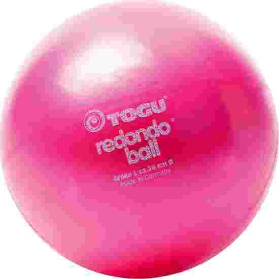 Togu Redondo-Bold ø 26 cm, 160 g, Rubinrød