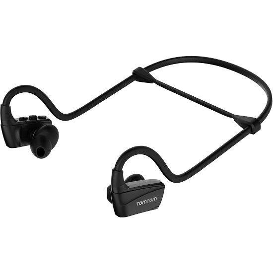 "TomTom Sportuhr Runner 3 ""Cardio + Music + Bluetooth Kopfhörer"" +BT HP, Gr. S, Schwarz/Grün"