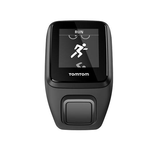"""TomTom Sportuhr Runner 3 """"Cardio"""" Größe S, Schwarz-Grün"""