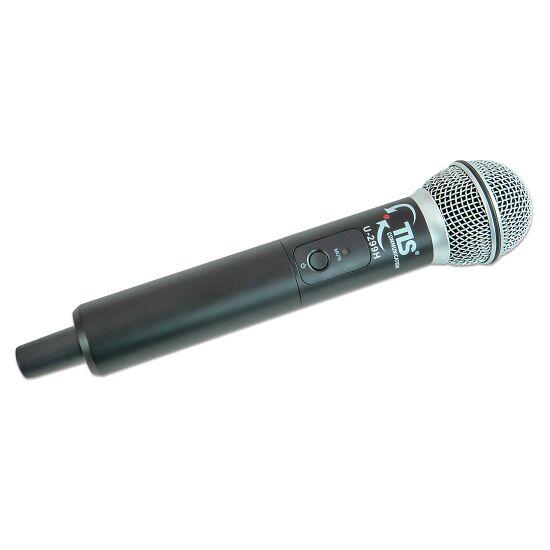 Trådløs mikrofon med transmitter