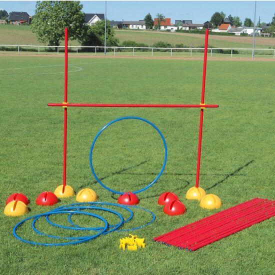Træningshjælp-sæt med ringe