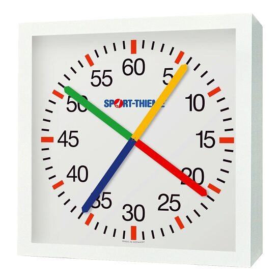 Training Clock With Crossed Second Hands Each Buy At Sport