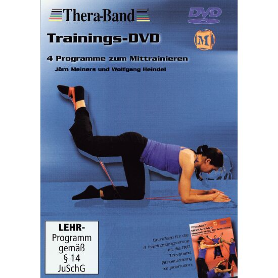 "Trainings-DVD ""Thera-Band®"""
