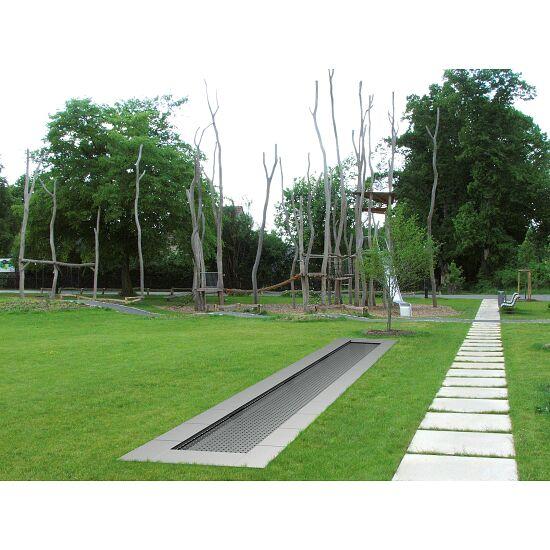 Trampolinbane Outdoor 436x160 cm