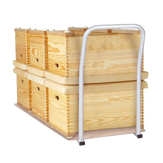 Transport Trolley for 1- and 3-Part Vaulting Boxes