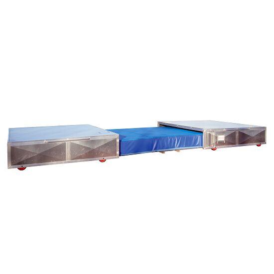Transportabel afdækning til stangspringsmåtte 400x530x80 cm