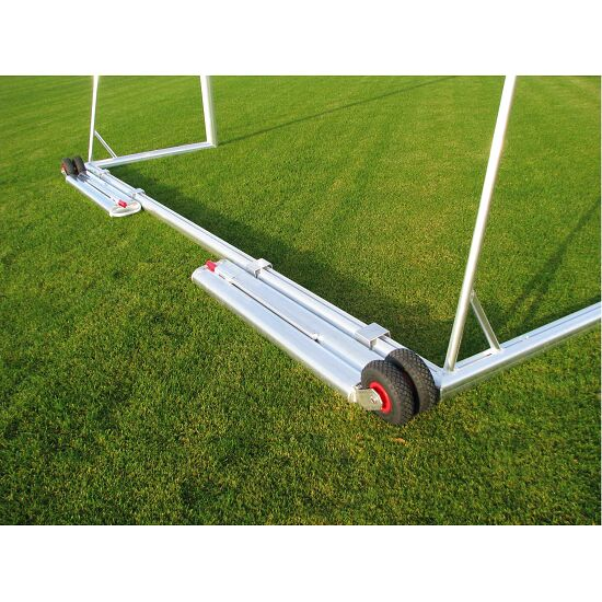 Transportable Weights, Anti-Tipping Safety Mobile, for 80 x 80 tubing