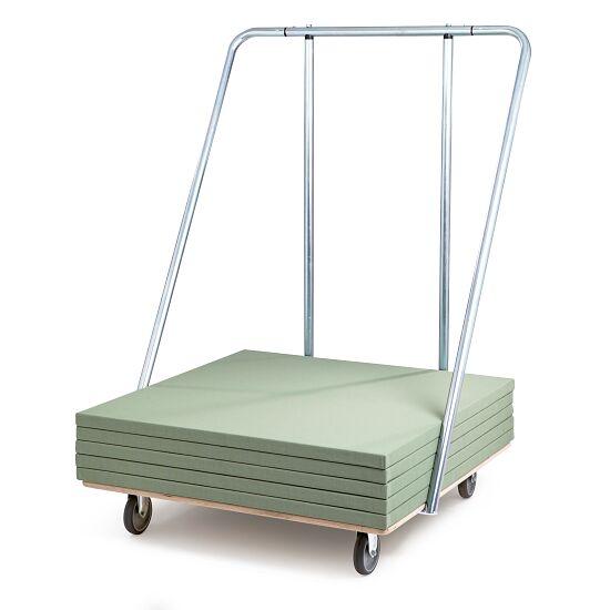 Transportvogn til judomåtter