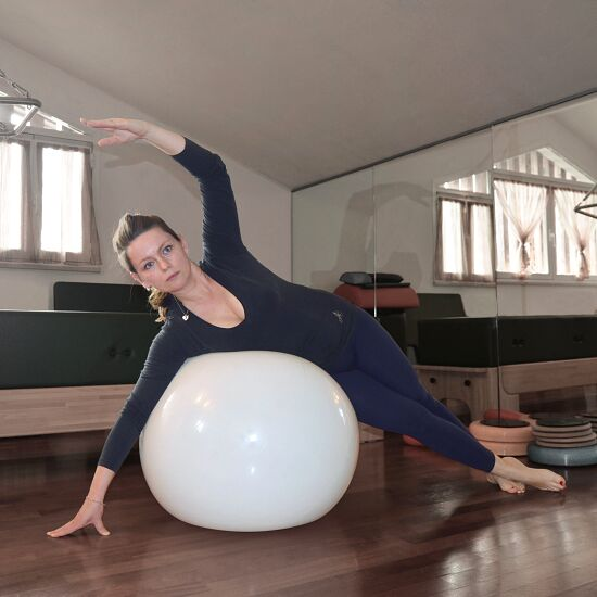 Trial® Boa-Ball Erwachsene, ø 60-65 cm, Weiß