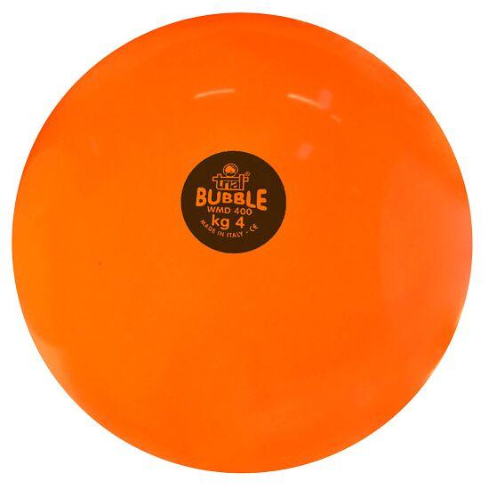 Trial Bubble Medizinball Orange, 4 kg