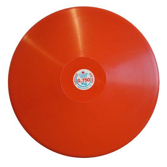 Trial® Diskus 0,75 kg, Rot