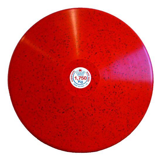 Trial® Diskus 1,75 kg, Rot (Männer)