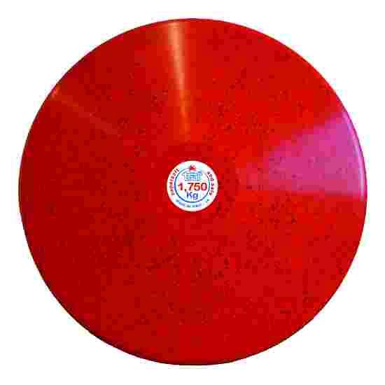 Trial Diskus 1,75 kg, Rot (Männer)