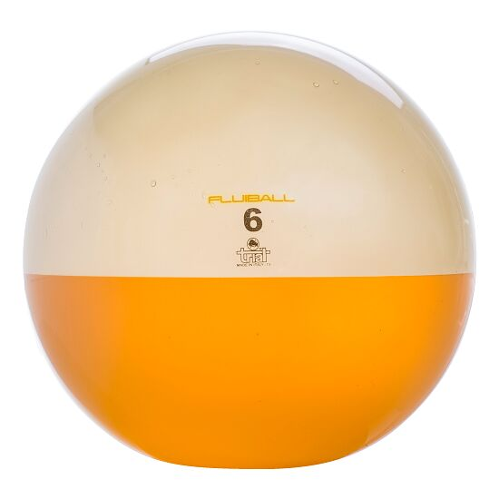 Trial® Fluiball 6 kg, Orange