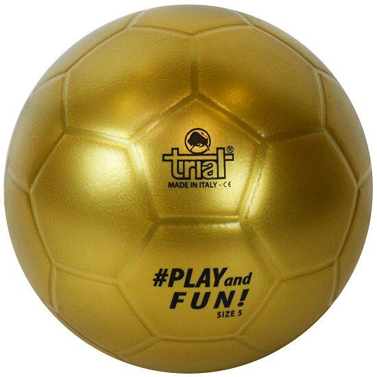 "Trial Fußball ""Gold Soccer"" Größe 5"