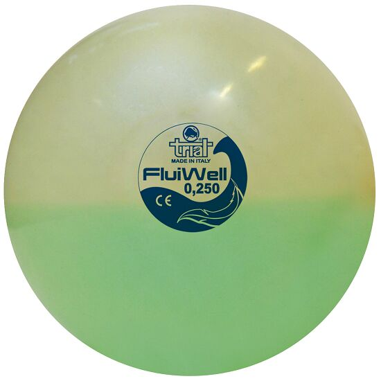 "Trial Medizinball  ""Fluiwell"" 0,25 kg, ø 9 cm"