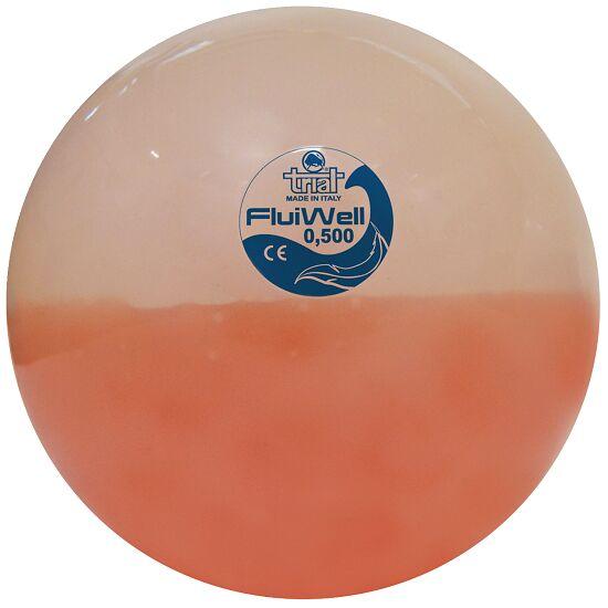 "Trial Medizinball  ""Fluiwell"" 0,5 kg, ø 11,6 cm"