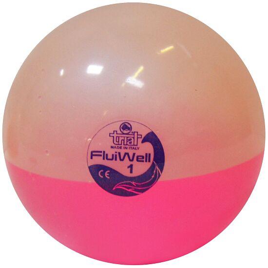 "Trial Medizinball  ""Fluiwell"" 1 kg, ø 15,2 cm"