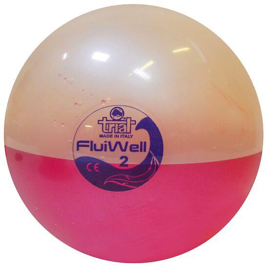 "Trial Medizinball  ""Fluiwell"" 2 kg, ø 18,8 cm"