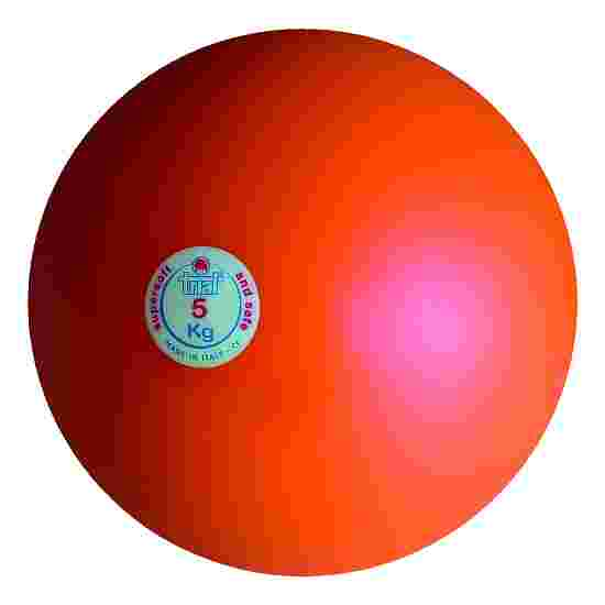 Trial Shot Put 5 kg, orange