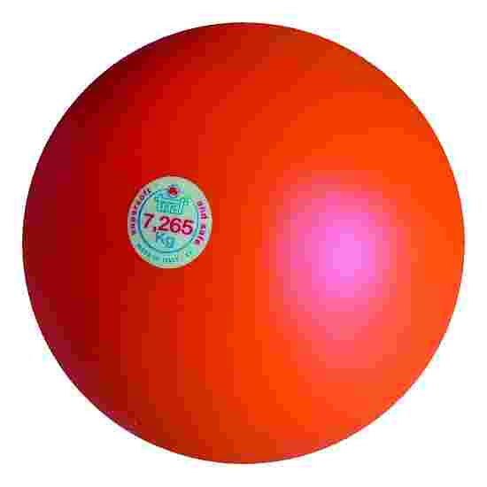 Trial Shot Put 7.265 kg, orange