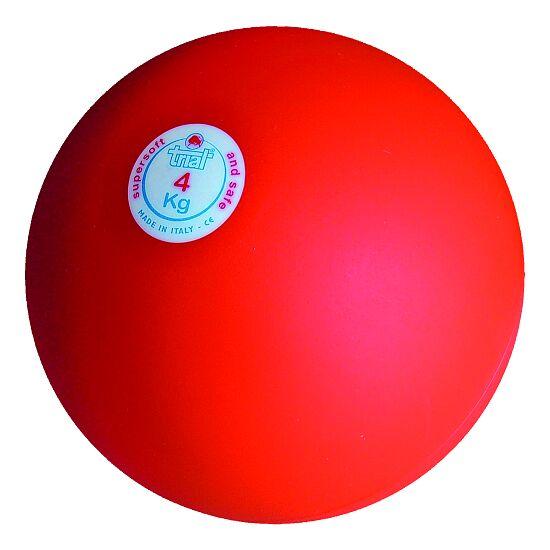 Trial® Stoßkugel 4 kg, Rot