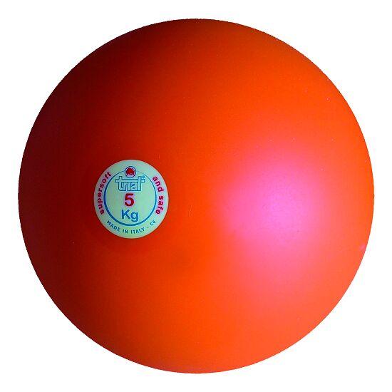Trial® Stoßkugel 5 kg, Orange