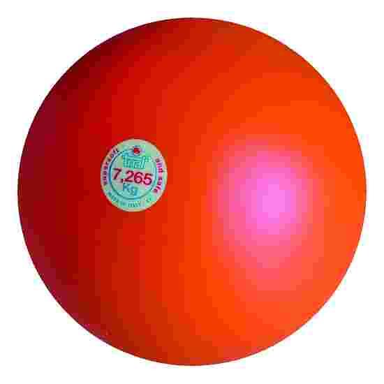 Trial Stoßkugel 7,265 kg, Orange