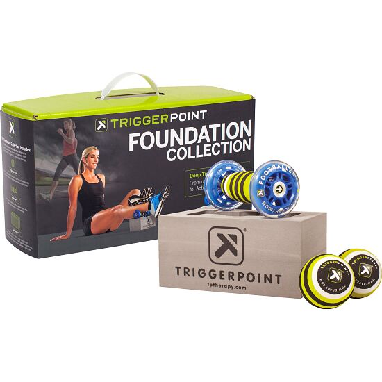 Trigger Point™ Massage-Set Foundation Kit
