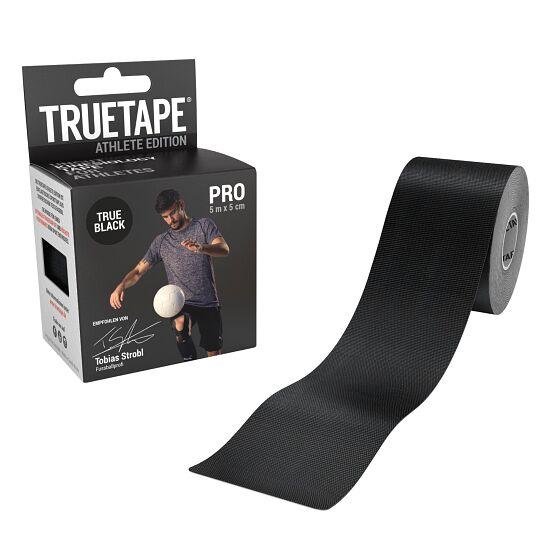 "Truetape Kinesiologie-Tape Rolle ""Athlete"" Schwarz"
