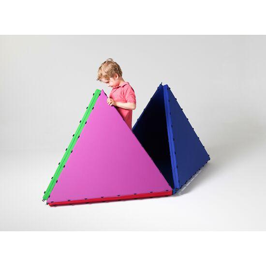Tukluk® Mattenbausatz Große Dreiecke, L: 100 cm, Home-Version