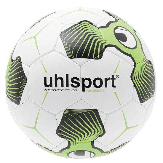 """Uhlsport® Fußball """"Tri Concept 2.0 Rebell"""" Größe 4"""