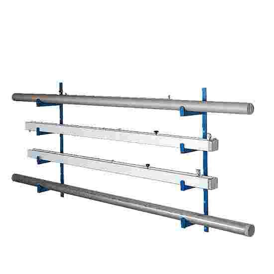 Vægkonsoller Med 4 holdere