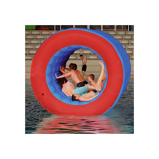 Vandløbehjul Loop Ydre ø 240 cm, 65 kg