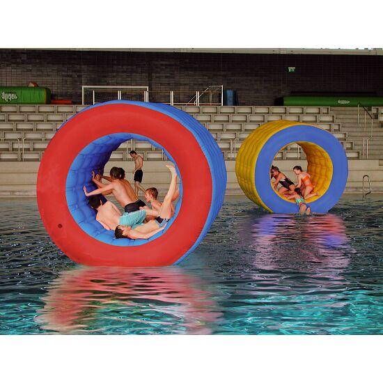 Vandløbehjul Loop Ydre ø 200 cm, 45 kg